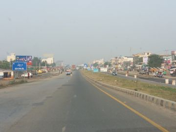 Grand Truck Road Islamabad-Lahore